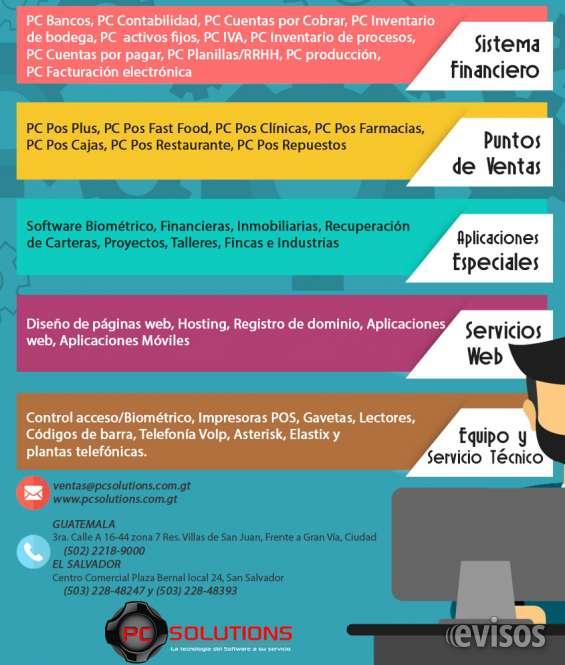 Software administrativo y contable en Ciudad de Guatemala - Técnicos ...