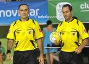 Arbitros para pitar futbol
