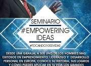 Seminario tocando mil vidas en guatemala