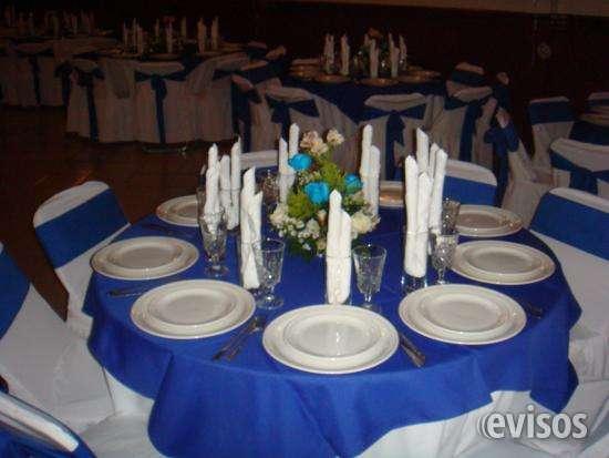 Banquetes y eventos alexandritas