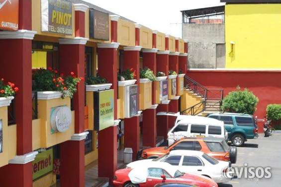 Citymax vende local comercial en zona 12