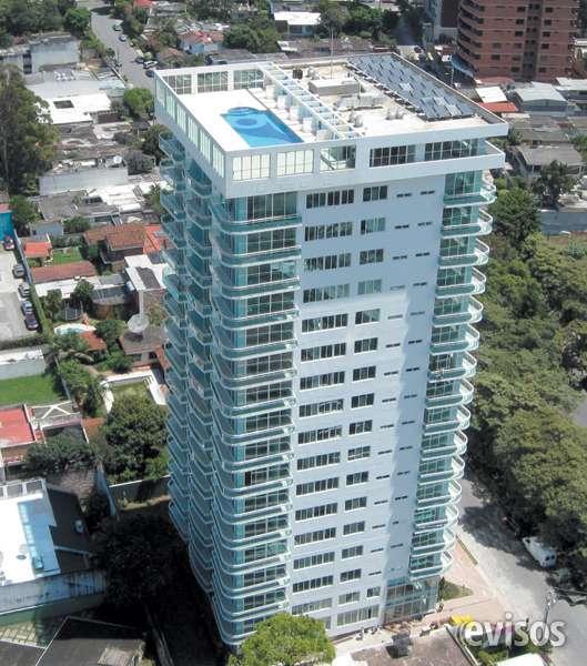 Mundo inmobiliario vende y renta apartamento premium en zona 14