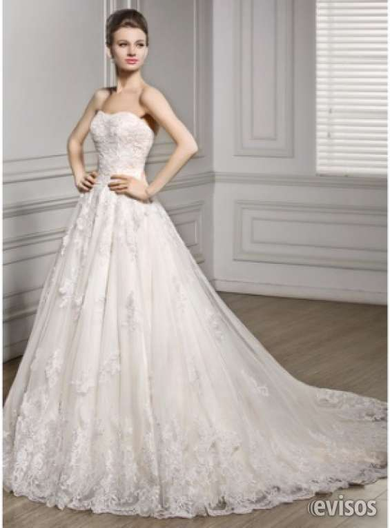 Vendo lindo vestido de novia