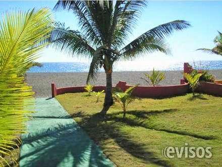 6ed2b40b13fb3 Alquiler casa en monterrico frente al mar en Taxisco - Casas en ...