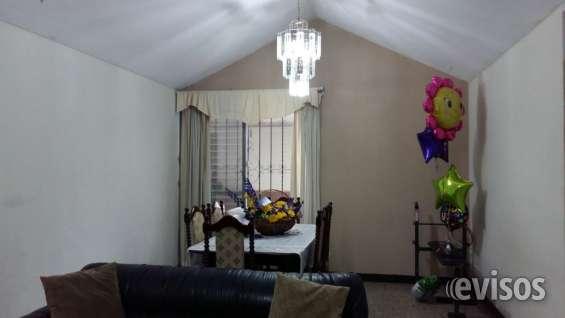 Vendo casa en residenciales san jacinto