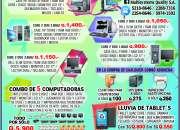 COMPUTADORAS DELL Y HP