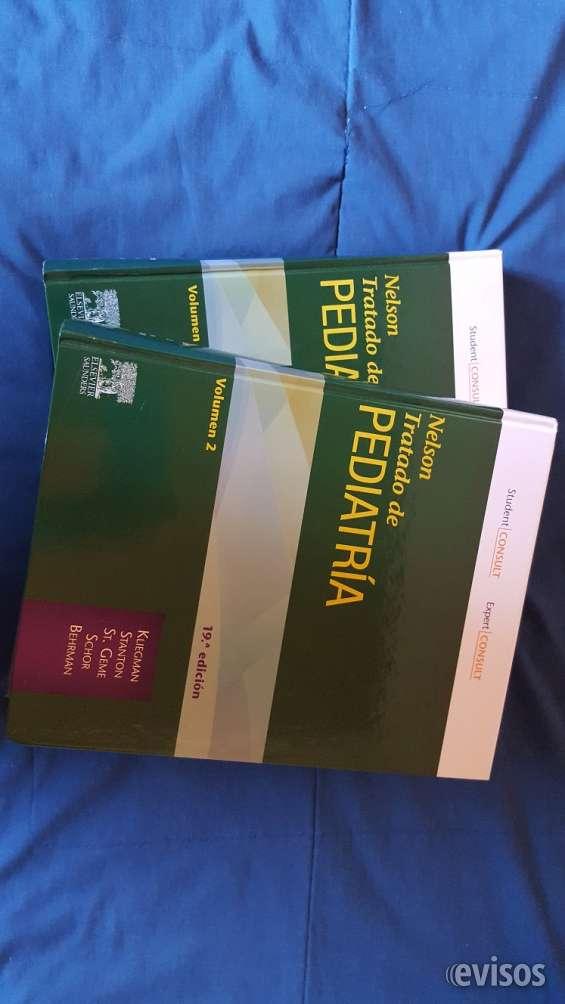 Venta tratado de pediatria de nelson, 19 edición