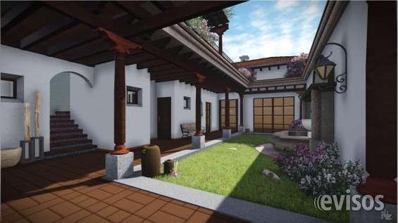 Lujosa casa en venta, antigua guatemala. guatemala