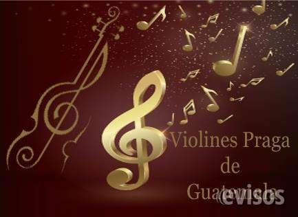 Musica de violines para bodas