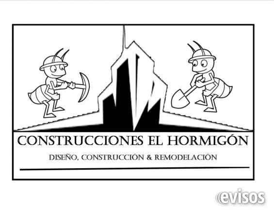 Todo tipo de construcciones