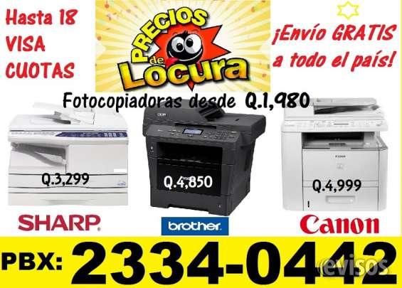 Venta de fotocopiadoras canon en guatemala 12