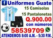 Fabricamos Uniformes Deportivos Uniformes Personalizados de  Futbol,