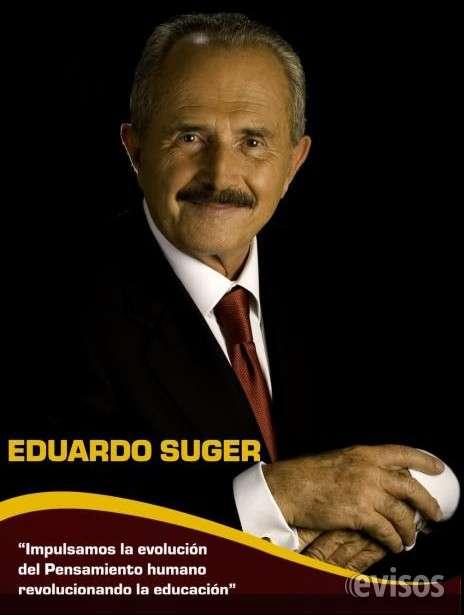 """""""educar es cambiar visiones y transformar vidas"""". dr. eduardo suger."""
