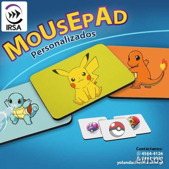 Mousepad personalizados
