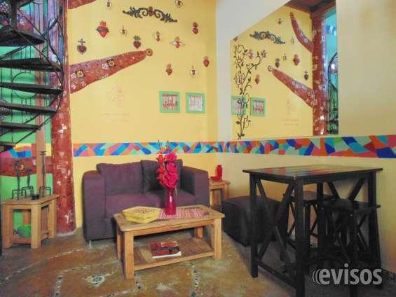 Suites amuebladas para renta temporal! $65usd por noche en la ciudad de méxico