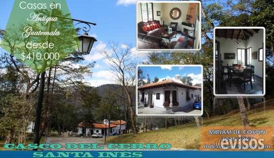 Proyecto de casas antigua guatemala