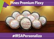 PINES FULL COLOR PERSONALIZADOS