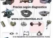 Servibombas reparación de turbos diésel guatemala