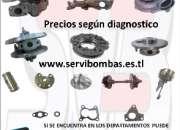 Servibombas reparación de turbos diesel guatemala