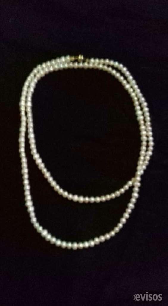 Joyas finas de perlas reales