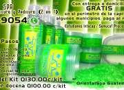 Kit de pedicura y manicura 8 pasos, guatemala