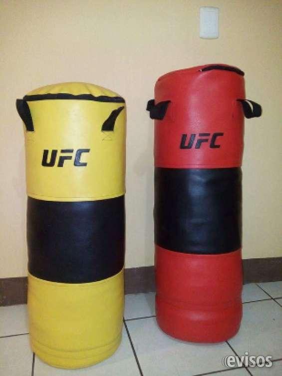 Box punch bags (sacos de box)