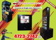 Rockolas...Máquinas vending