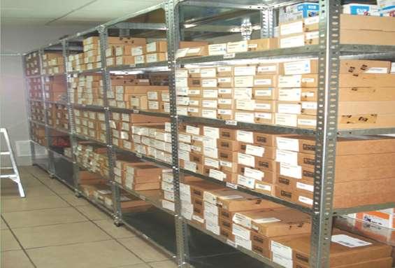 Rack galvanizados, estanterias metalicas 100% español !!! en Ciudad ...