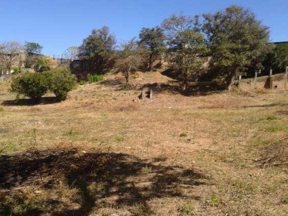 Se vende terreno en jutiapa