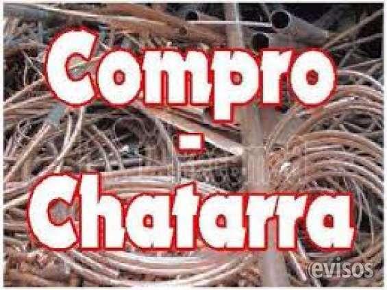 Compro chatarra compro reciclaje