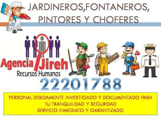 El personal domestico y empresarial es eficiente servicio garantizado