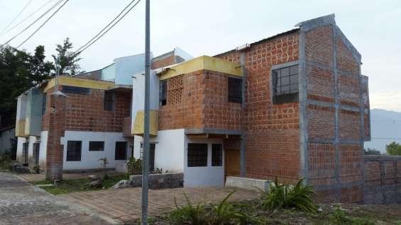 Casa nueva venta o renta san pedro las huertas