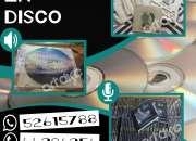 Impresión de Discos, la mejor calidad inkjet, térmica y replicado.