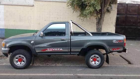 Toyota 22r 4x4 M 89 Sr5 Recien Traido En Ciudad De Guatemala Autos