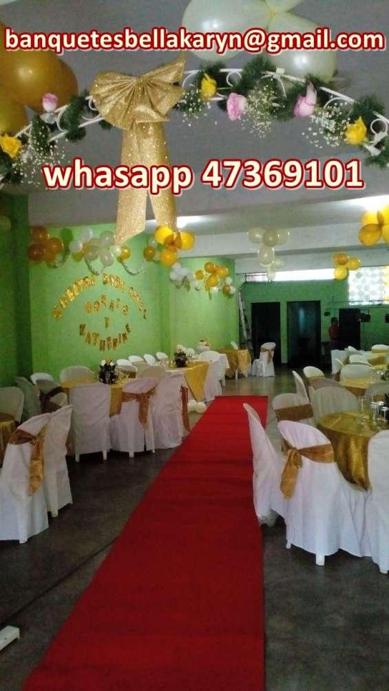 Fotos de Banquetes en guatemala servifiestas economico en  banquetes a domicilio guatemal 6