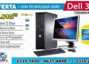 COMPUTADORAS DELL 380,CON ENVIO GRATIS A TODO EL PAIS!! TEL: 2335-2099//5701-6630 (WHATSAP