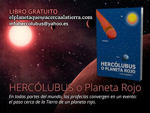 Libro gratuito hercólubus o planeta rojo