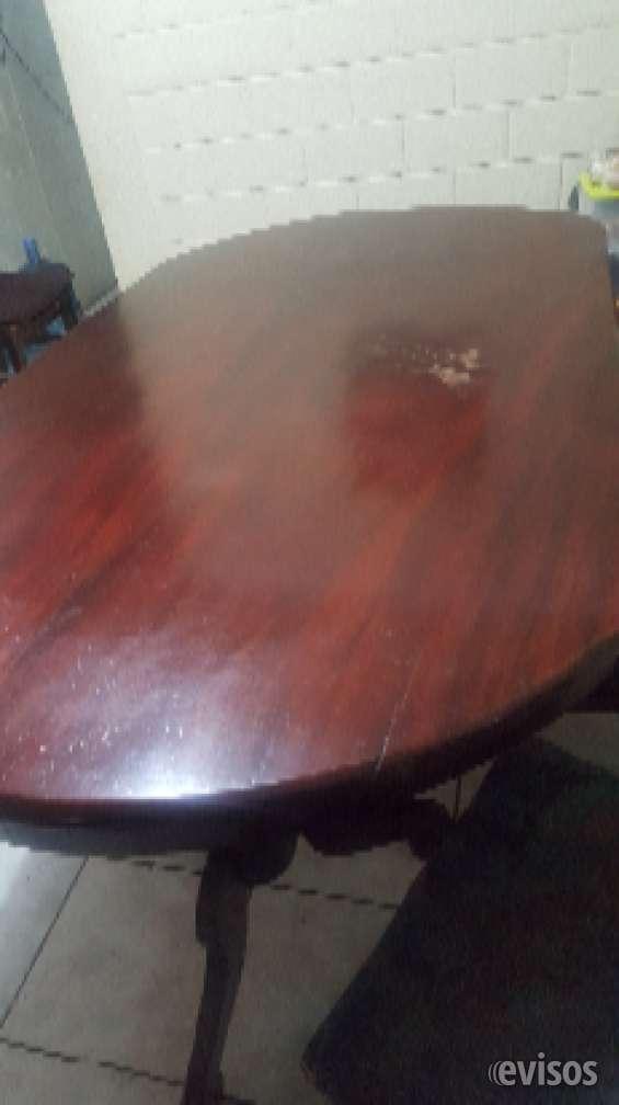 Vendo mesa de comedor de puro cedro en Ciudad de Guatemala - Muebles ...