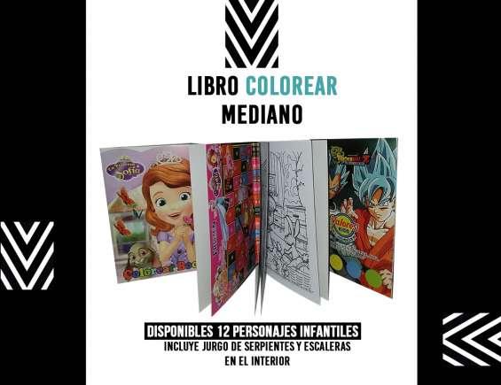 Juegos De Mesa Y Libros Para Colorear Por Mayor En Ciudad De