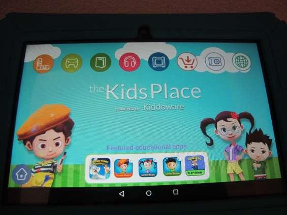 """Tablet para niños epik learning tab de 8"""" con control parental y  aplicaciones educativas"""