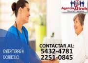 Agencia de cuidado de adulto mayor, personal calificado e investigado !