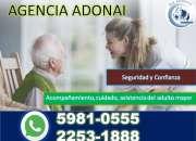 PERSONAL DE CUIDADO DEL ADULTO MAYOR