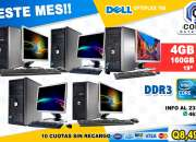 COMBOS DE 05 COMPUTADORAS DELL CON ENVIÓ GRATIS A TODO EL PAIS!