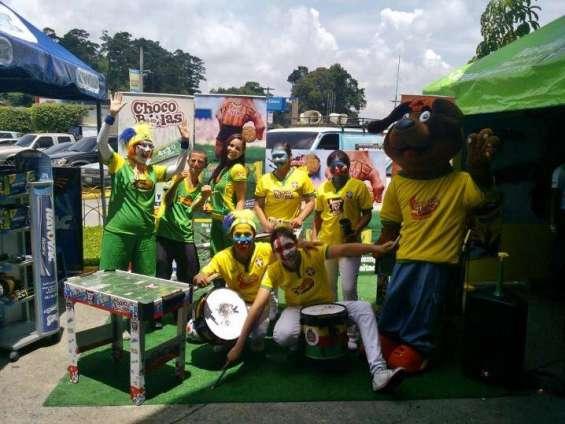 Fotos de Batucada festa brasilera 3
