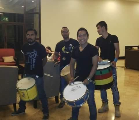 Fotos de Batucada festa brasilera 4