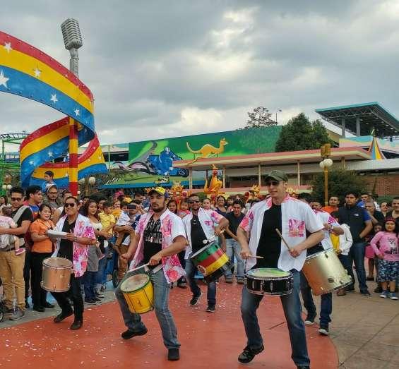 Fotos de Batucada festa brasilera 1