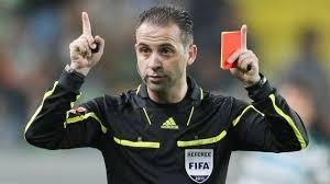 Arbitros de fut-bol 5