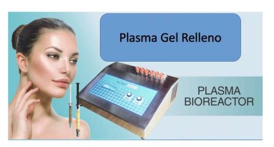 Bioreactor para plamas gel