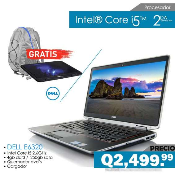 Laptop core i5 2.60ghz equipo importado categoria a