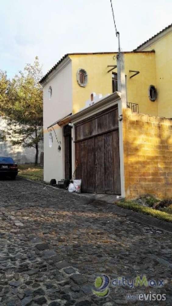 Citymax vende casa en ciudad vieja antigua guatemala